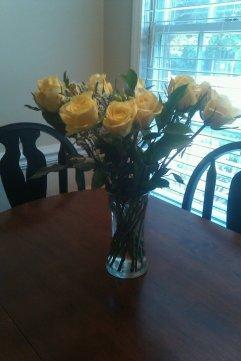 Jesus Sent Me Flowers